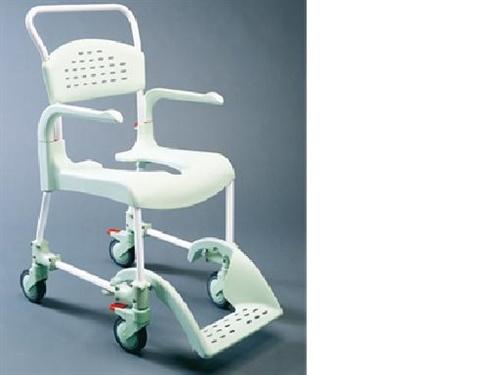 Silla de ruedas para ba o y wc clean 55 cm comprar en tienda online de venta por internet - Sillas de ruedas para bano ...