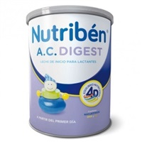 NUTRIBÉN AC DIGEST  800 gr