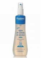 COLONIA MUSTELA SIN ALCOHOL